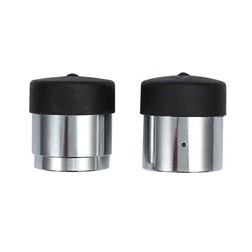 ESYNIC 2 PCS Bearing Protectors 4.5mm Trailer Wheel Bearing Protector Bearing Buddies with Dust Cover Caps -  ZAT137AU