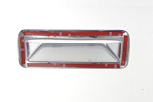 Fits 11-15 FORD EXPLORER W/O HOLE - Chrome Tailgate Handle Covers