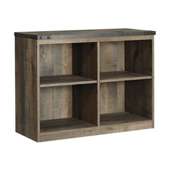 Ashley Express Trinell Brown Loft Bookcase