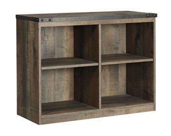 Ashley Loft Bookcase in Brown