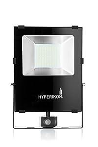 10 best outdoor motion sensor lights comparison review 2017 2018 hyperikon led motion sensor light large outdoor flood light ip65 100w workwithnaturefo