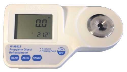 Hanna Instruments HI 96832 Digital Propylene Glycol Refractometer