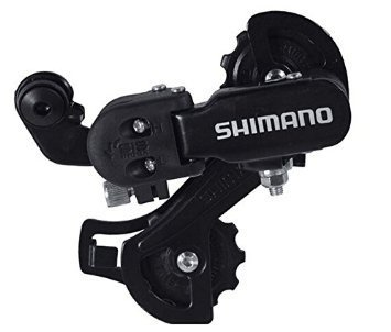 SHIMANO Tz31 21 Speed The 7 Speed of Mountain Bike Direct Mount Rear Derailleur by SHIMANO