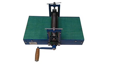 Mini Etching Press with Felt by Ravi