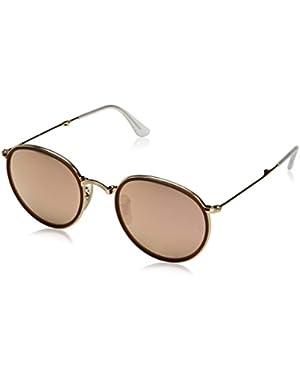Men's ORB3517 Round Sunglasses