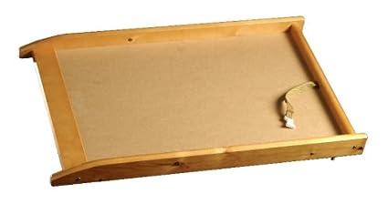Simply elegant nursery products - Cambiador de pañales para cuna, fabricado en madera