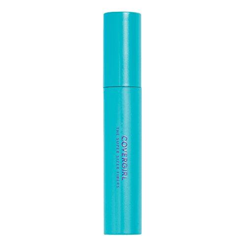 COVERGIRL The Super Sizer Fibers Mascara Brown .35 fl. oz. (Packaging may (Brown Eye Mascara)