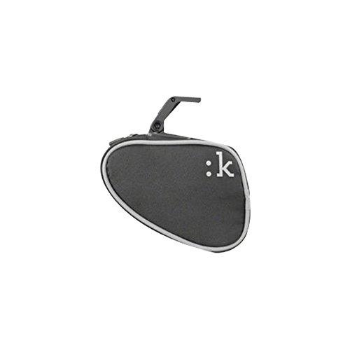 Saddle Clip - Fizik Saddle Bag with ICS Clip Med Anthracite