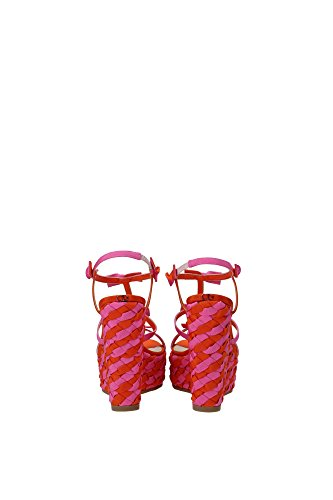 Zuecos Christian Dior Mujer - (KCE735GGN) EU Naranja