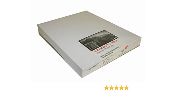 18-RVC810-100P White//Black Oriental Seagull VC-RCII RP Pearl Cool Tone 8x10 100 Sheets Photographic Paper