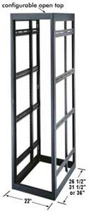 MRK Series Gangable Rack (44 Space 77