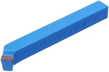 Queenwind 10 * 10mm 45 程度 YT5 炭化物のひっくり返される旋盤の切断用具の外の回転用具