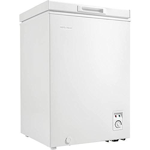 Danby Diplomat 3.5-Cu. Ft. Chest Freezer in White