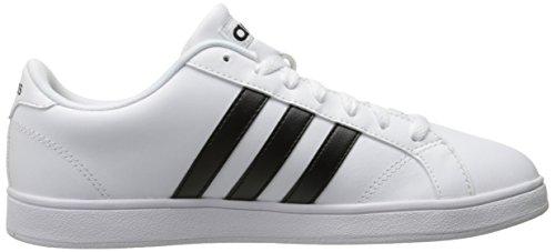 Adidas Performance Men's Baseline Fashion Sneaker White/Black/White recommend online 7t6uGRGnu