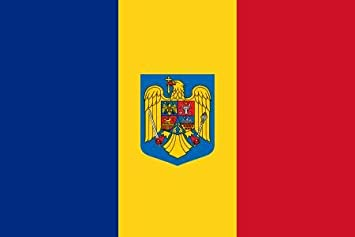 Michael Rene Pflüger Barmstedt Premium Aufkleber 8 4 X 5 4 Cm Fahne Flagge Von Rumänien Mit Wappen Sticker Auto Motorrad Bike Autoaufkleber Auto