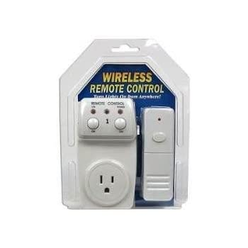 Wireless Appliance Remote Control Lamp Light Switch Wall Light