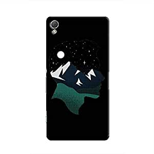 Cover It Up - Lost in Head Xperia Z2 Hard Case