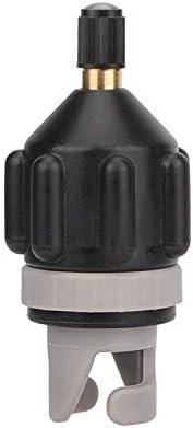 QKURT Inflatable SUP Pump Adaptor Air Pump Converter, Standard Conventional Pump Adaptor Air Valve Adapter Pum