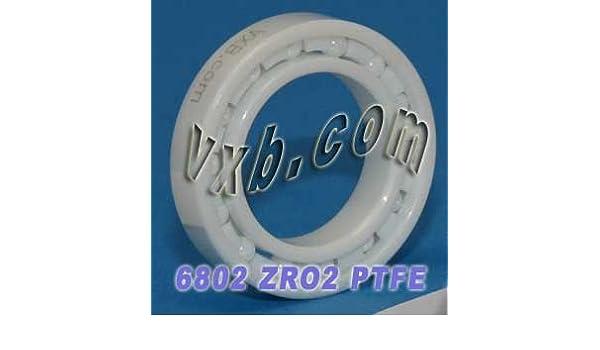 61802-2RS Full Ceramic Bearing 15x24x5 ZrO2 VXB Ball