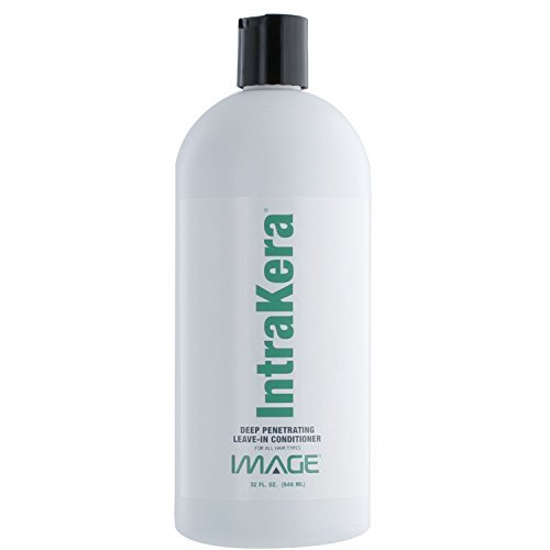 Image IntraKera Deep Penetrating Leave-In Conditioner, 32 Ounce, Reformulated Version ()