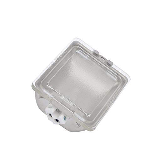 PayandPack MaxRed Universal Replacement Light Lamp Lens Cover Assembly Box for most brands BBQ Grill, Range Stove, Oven, Baker