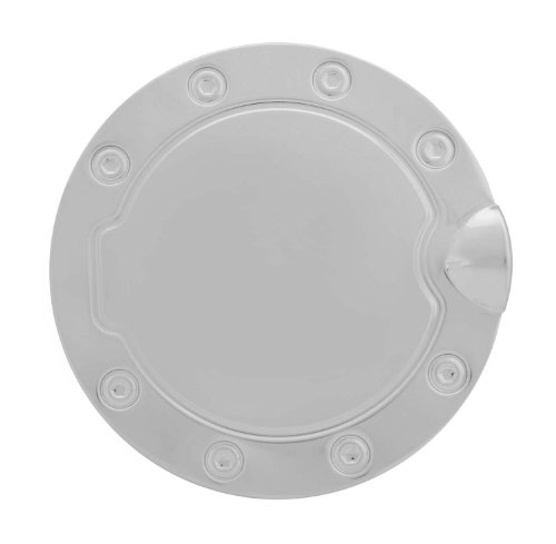 Bully SDG-302B Brushed Stainless Steel Fuel Door Cover