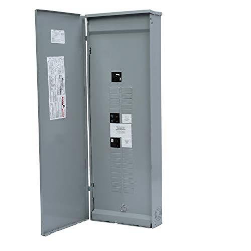 - Siemens W3042B1200GEN Generator Ready Main Breaker Load Center, Outdoor, 200a