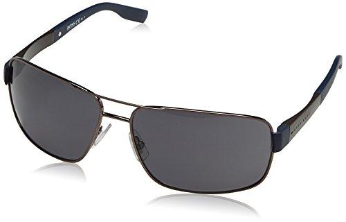 Dirt Smtdkrt Sonnenbrille Boss S Pz 0521 Grey Plateado XwqSI