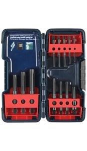 Bosch B44717 40-Piece Black Oxide Tap and Die Set - Bosch Black Tap Set