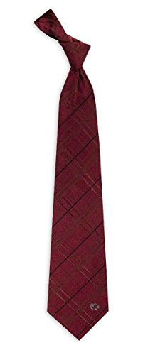 (South Carolina Oxford Stripe Woven Silk Necktie)