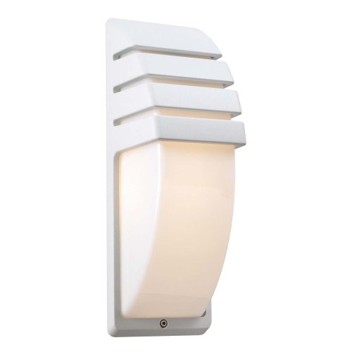 plc-lighting-1832-wh-outdoor-fixture-synchro-collection-white-finish