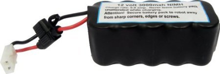 Pitsco TETRIX 12-Volt Rechargeable NiMH Battery Pack