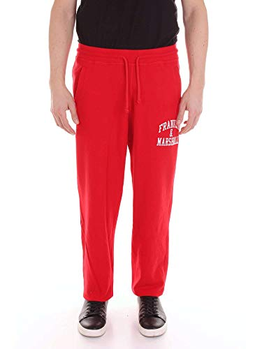 Rouge Marshall Franklin Joggers Pfmf079ans19red Coton Homme amp; qwwrUx56I