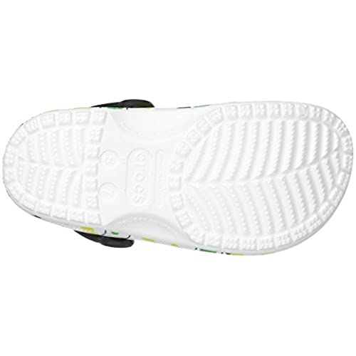 CROCS Chaussures - Sabots CLASSIC HOLIDAY CLOG - white, Taille:42-43 EU cheap