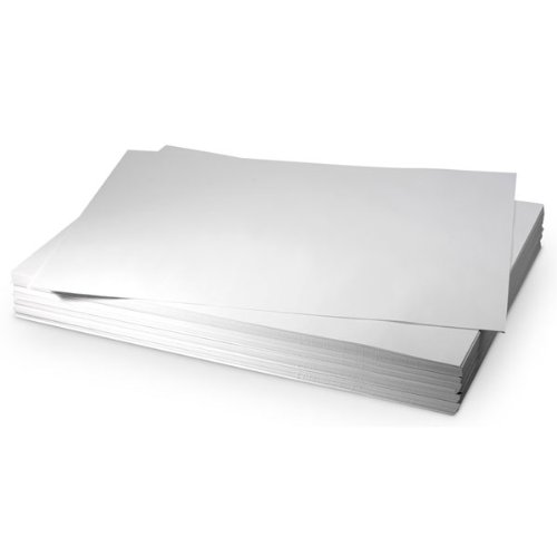 Nasco All Media Drawing Paper, 24'' x 18'', 60 lbs, White