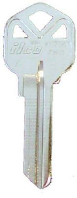 KABA ILCO CORP #KW11-TV Ultramax Key Blank