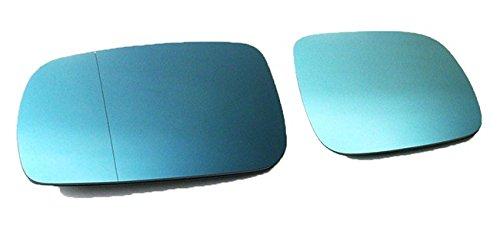 1922903 - Spiegelglas Aussenspiegel Asphaerisch Konvex Blau Set Goingfast