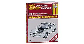 haynes repair manual for 1995 2000 ford contour autopartsway com 1998 ford contour service manual free 1998 Ford Contour Engine