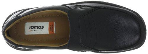 Jomos Feetback 4 406201 44, Scarpe chiuse uomo Nero (Schwarz (Schwarz 000))