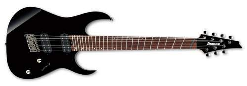 Ibanez RGMS7 - Black for sale  Delivered anywhere in USA