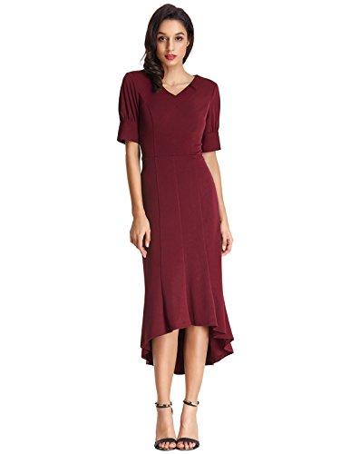 high low classy dresses - 8