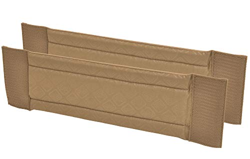 Padded Velcro Dividers - HAZARD 4 ACS-BKDV-CYT Daypack Padded Divider 2 Pack Coyote