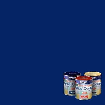 Fantastic Titan M112276 Bathroom And Kitchen Tile Paint Blue 750 Ml Home Interior And Landscaping Mentranervesignezvosmurscom