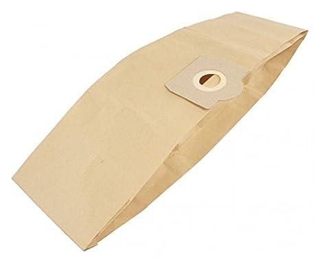 10x Bolsas de papel para aspiradoras, de Rowenta ZR-817 / ZR ...