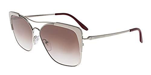 Prada CONCEPTUAL PR54VS Sunglasses 4064P1-58 -, Clear Gradient Pink PR54VS-4064P1-58 - Prada Rectangle Sunglasses