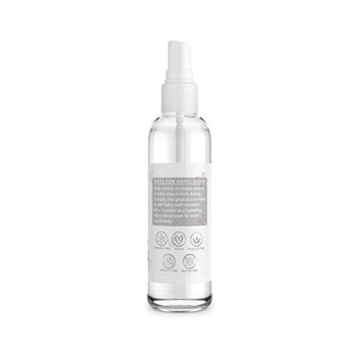 Calming Calendula Baby Wipe Spray by Marama Naturals - Ultra-Hydrating & Cleansing Spray for Baby's Delicate Skin