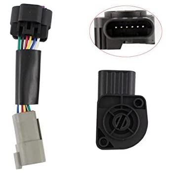 Amazon.com: APDTY 133622 Wiring Harness Pigtail Connector 6-Wire For on collar bells, ring bells, water bells, tower bells, value of bells, white bells, bar bells, hand bells,