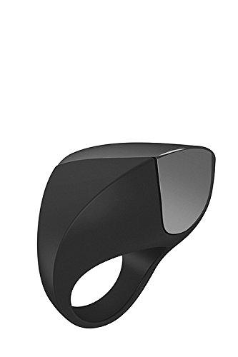Dreamlove Ovo A1 Anillo Vibrador Recargable Negro 180 - 180 Negro gr c149a8