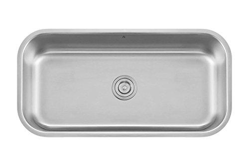 Z Sinks Milan32 Series Stainless Steel Kitchen Sink Milan Un
