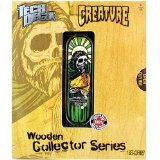 Tech Deck Wooden Collector Series [Creature - Darren Navarette] by Tech Deck